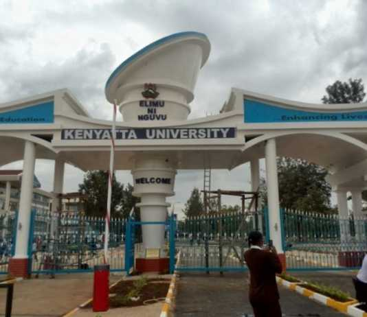 Kenyatta University Contacts All Campuses, Departments + Extensions