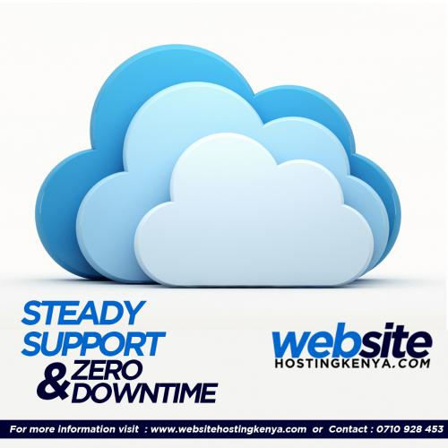 Website Hosting Kenya