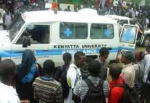 Kenyatta Uni Mourns Stella Karanja 5th Year Medical Student