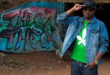 Meet Kenneth Kyangu Isaac aka D'Jungle on Thika's Hip Hop Scene.