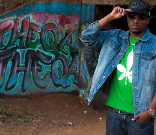 Meet Kenneth Kyangu Isaac aka D'Jungle on Thika's Hip Hop Scene.