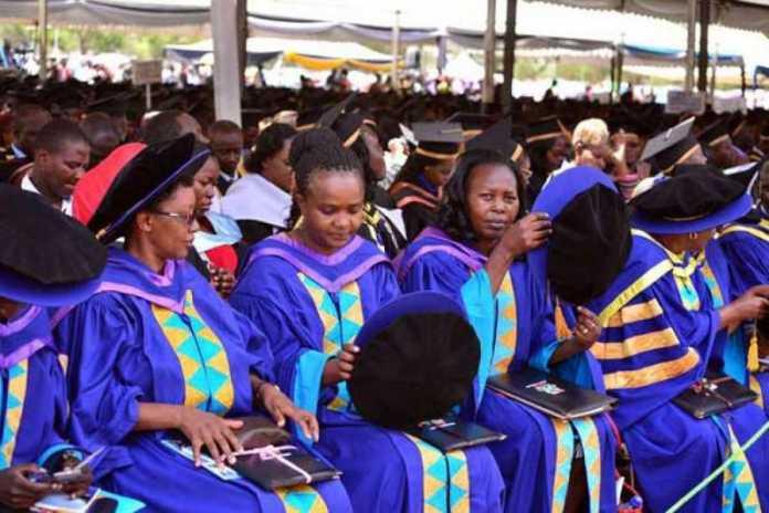 Kenyatta University Graduation Application Online