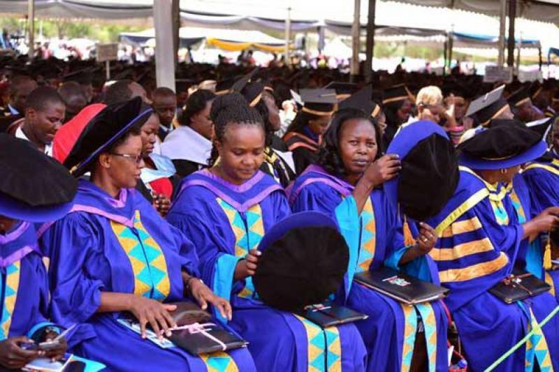 Kenyatta University Graduation Application Online | K U