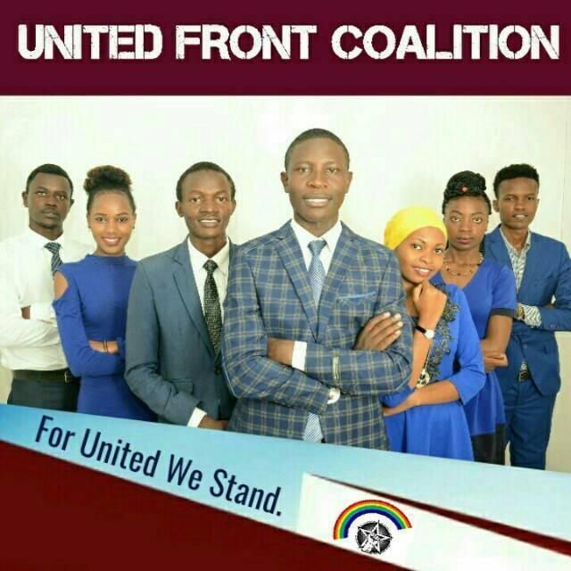 United Front Coalition KUSA elections 2017