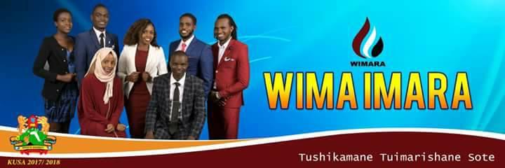 Wima Imara KUSA Elections 2017