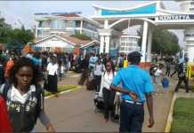 Kenyatta University Closed Amid Students' Unrest