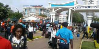 Kenyatta University Closed Amid Students' Unrest
