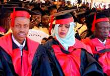 Kenyatta University 43rd Graduation List December 2017