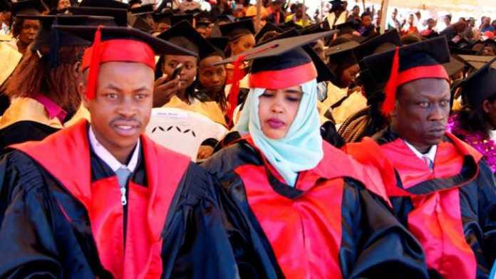 Kenyatta University 43rd Graduation List December 2017