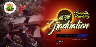 Kenyatta University Graduation Live Stream