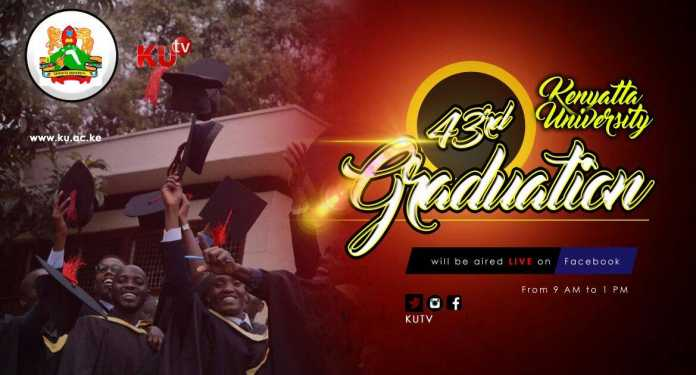 Kenyatta University Graduation Live Stream