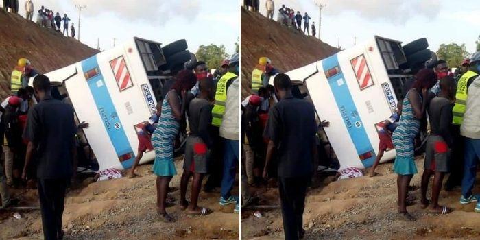 Kenyatta University Bus Accident